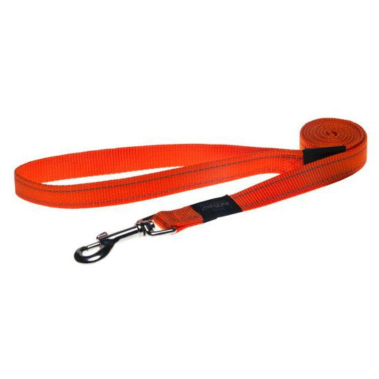 Rogz Nitelife Lead Orange 1.8m