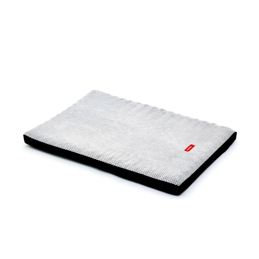 Snooza Orthobed Plush Grey Small