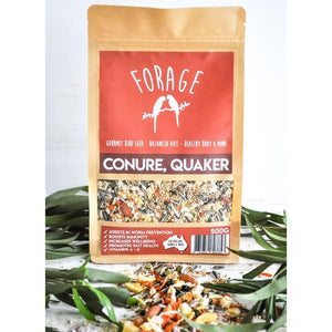 Forage Conure, Quaker Seed 500g