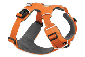 RUFFWEAR FRONT HARNESS ORANGE POPPY SMALL