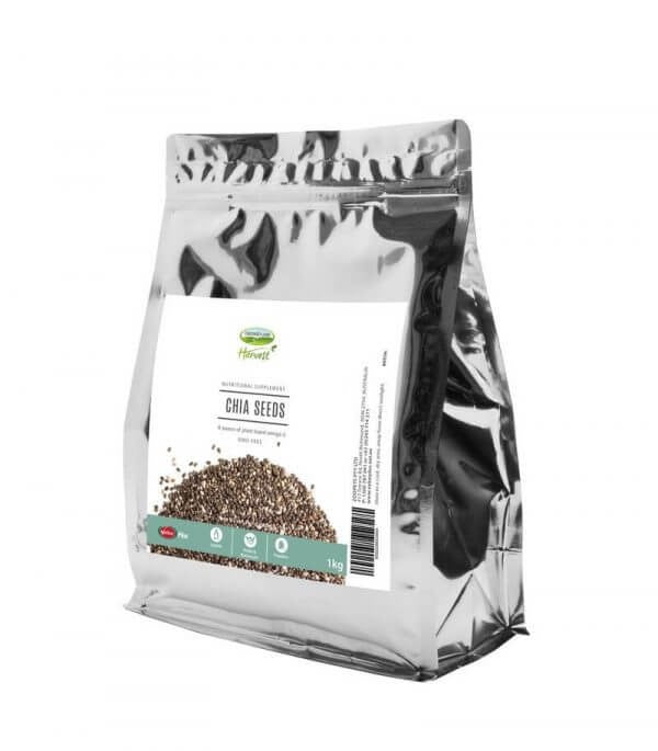 Crooked Lane Value Plus Chia Seeds 1kg