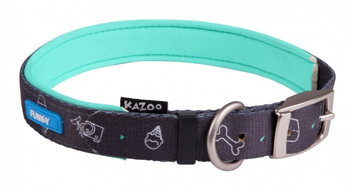 KAZOO FUNKY COLLAR DOODLES MEDIUM