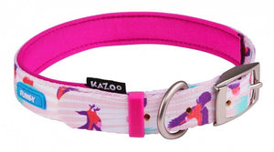 KAZOO FUNKY COLLAR GALAHS MEDIUM