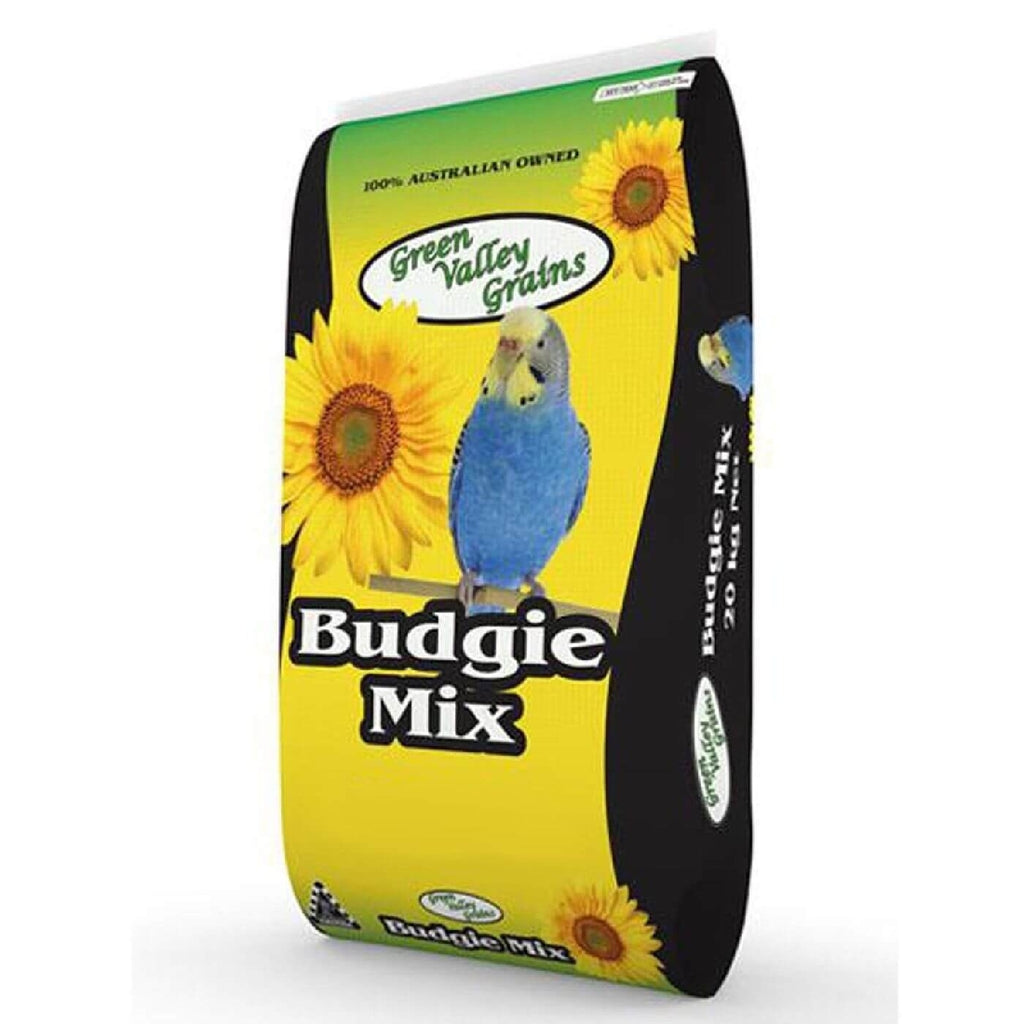 Green Valey Grain Budgie Seed 2kg