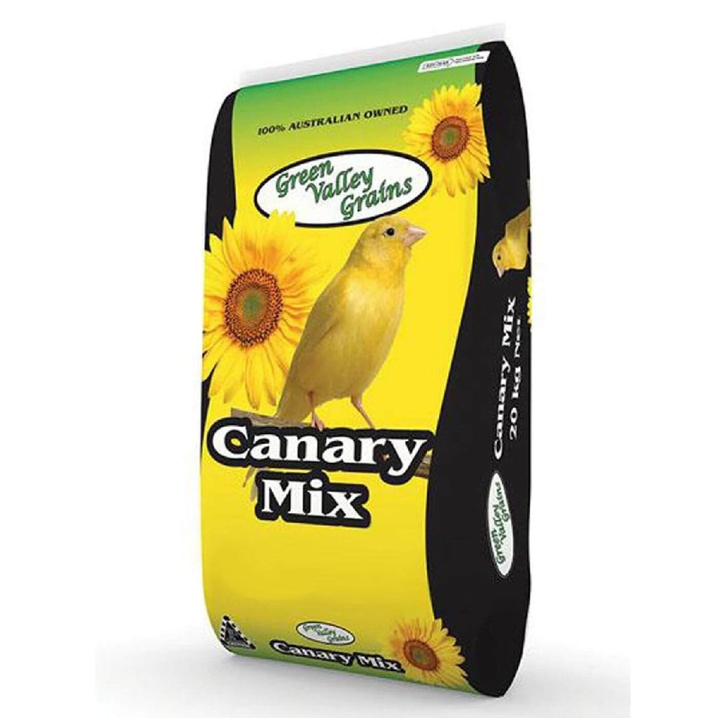 Green Valey Grain Canary Seed 2kg