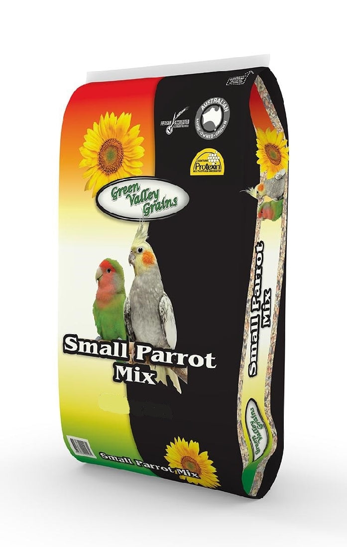 Green Valey Grain Small Parrot Seed 2kg