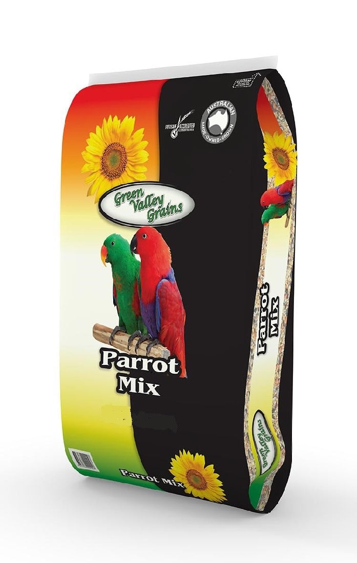 Green Valey Grain Parrot Seed 2kg