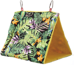FEATHERED FRIENDS TROPICAL HUT FOR BIRDS LARGE