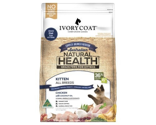 IVORY COAT KITTEN CHICKEN 3KG