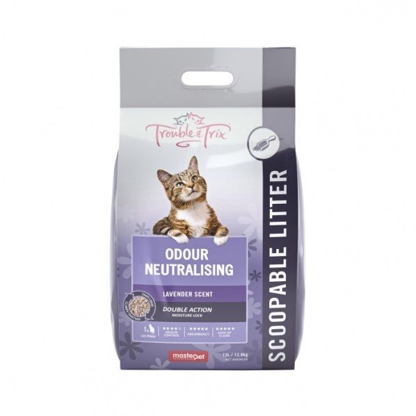 T&T ANGEL CLUMPING LITTER