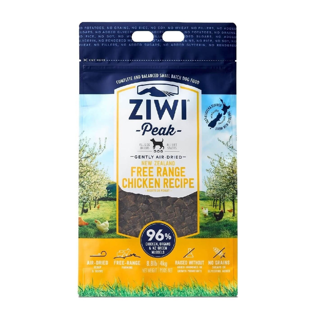 ZIWI PEAK CHICKEN 4KG