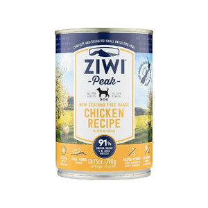 ZIWI DOG CAN CHICKEN 390G