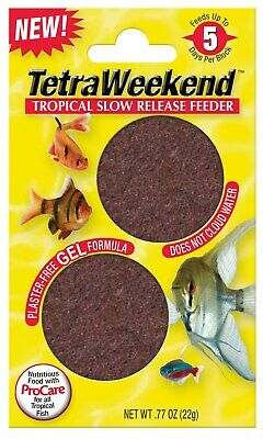 Copy of Tetra 5 day Vacation Feeding Block for Tropical Fish
