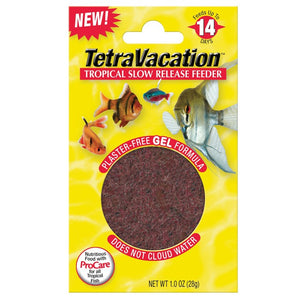 Tetra 14 day Vacation Feeding Block for Tropical Fish