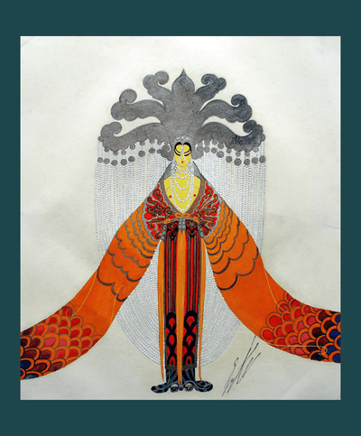 All About Erté