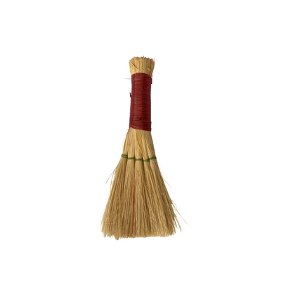 Handmade Traditional Short Broom/Brush - Common Thread Style