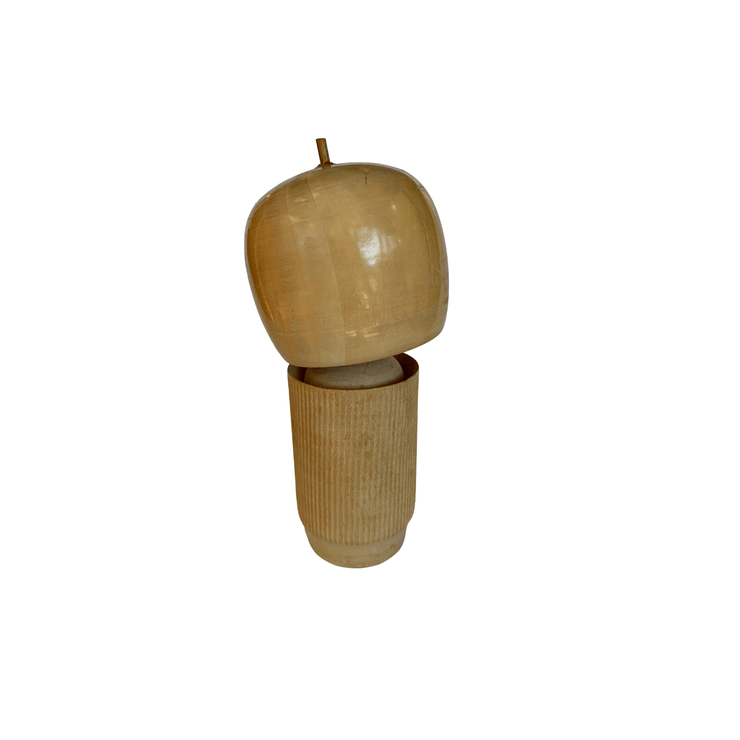 Vintage Wooden Kokeshi Doll - Small - Common Thread Style