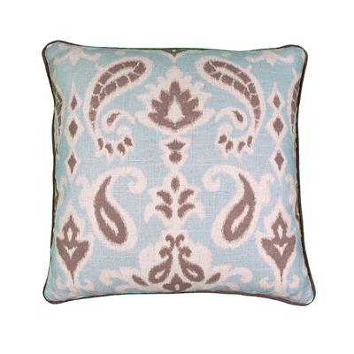 Les Duex Magots - Cushion - Common Thread Style