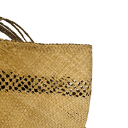 Handwoven Grass Bag from Vanuatu - Common Thread Style
