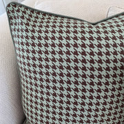 Pine and Crane - Cushion - Common Thread Style