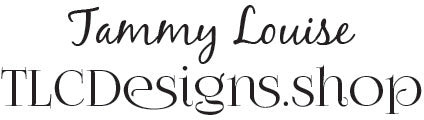 Signature and Logo for TLCDesigns.shop