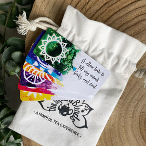 AURORA Herbal Tea Pack - Awaken. Energise. Protect.
