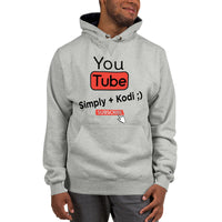 Simply Kodi YouTube Champion Hoodie
