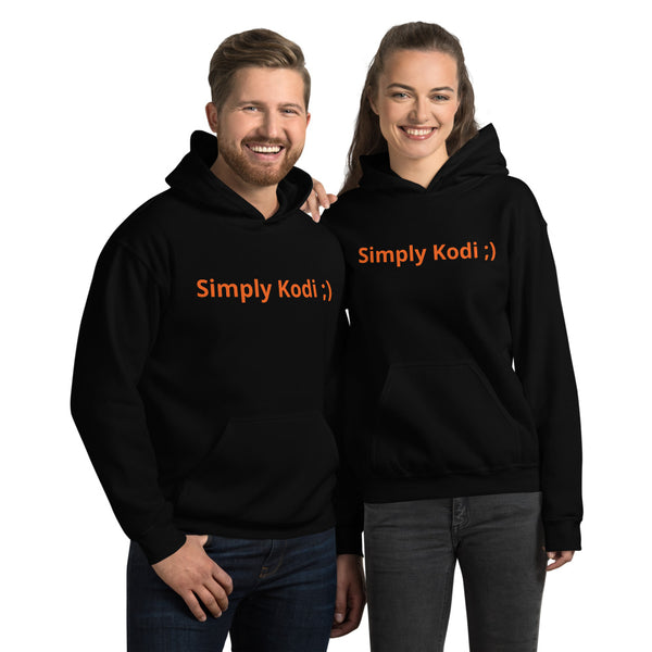 Simply Kodi Men's & Women's Hooded Sweatshirt