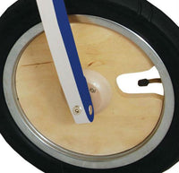 Our natural timber rims were made for our Kurve bikes