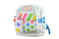 Pastel Dotty Mini Backpack