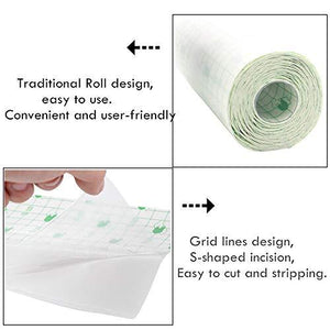 Tattoo Bandage Roll | Tattoo Film AfterCare Protective Waterproof 10M