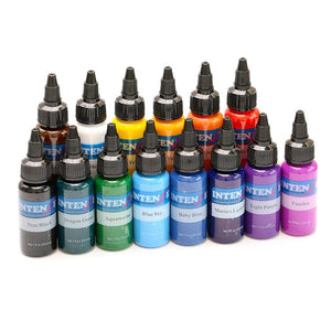 14 Colors Tattoo Inks Kit 30ml/bottle Tatto Pigment Inks Set
