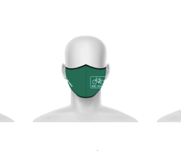 brk23 mask Ubik Stylish Face masks. Waterproof, antibacterial, breathable & quick-drying fabric