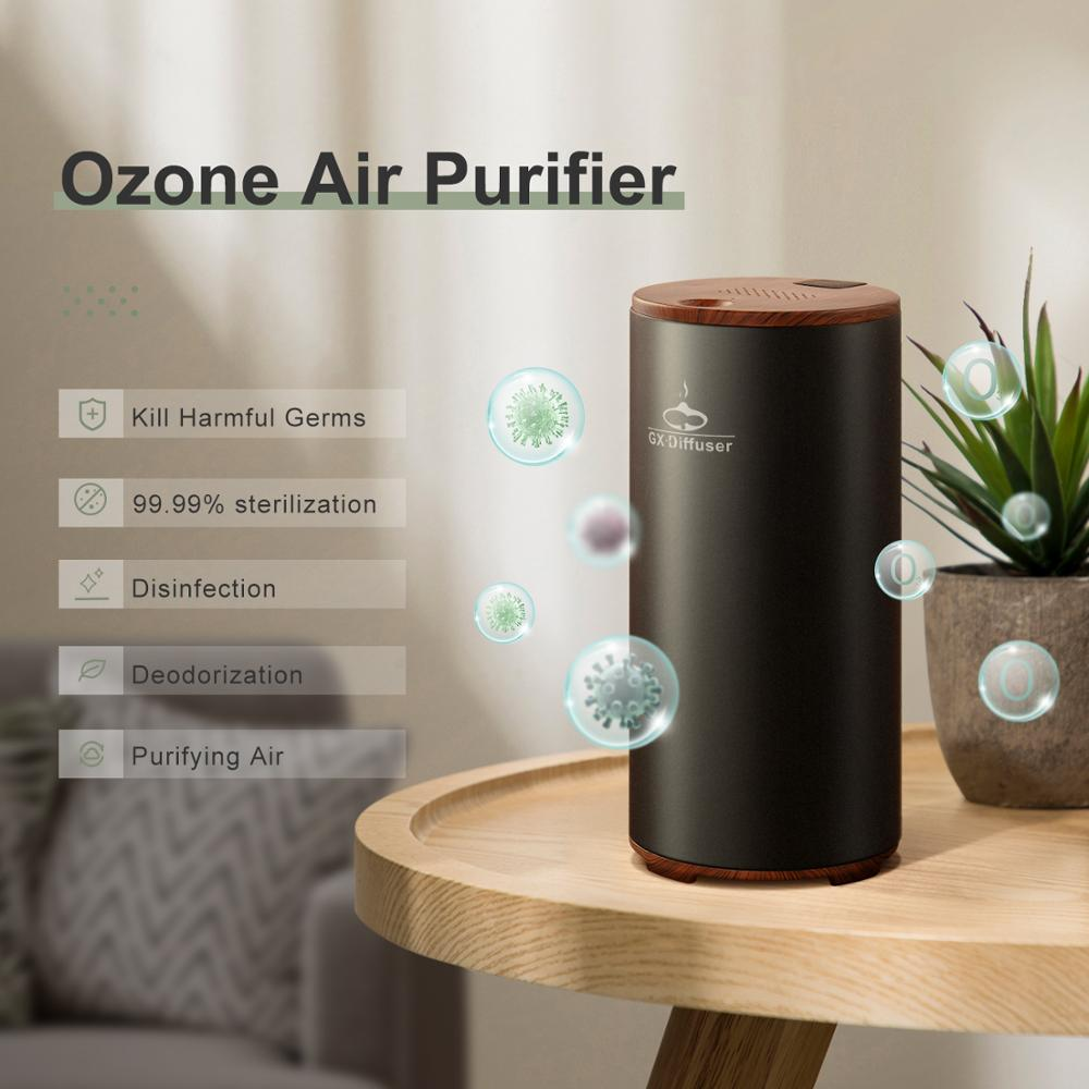 Portable Air Purifier and Air Cleaner