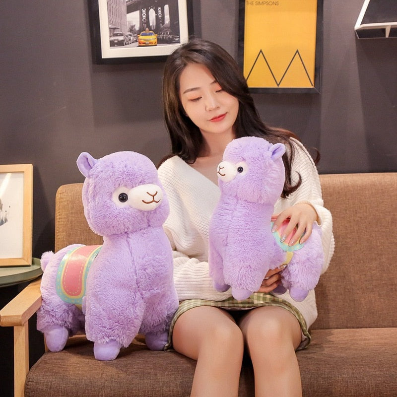 Llama Stuffed Animal Plush Toy Alpacasso