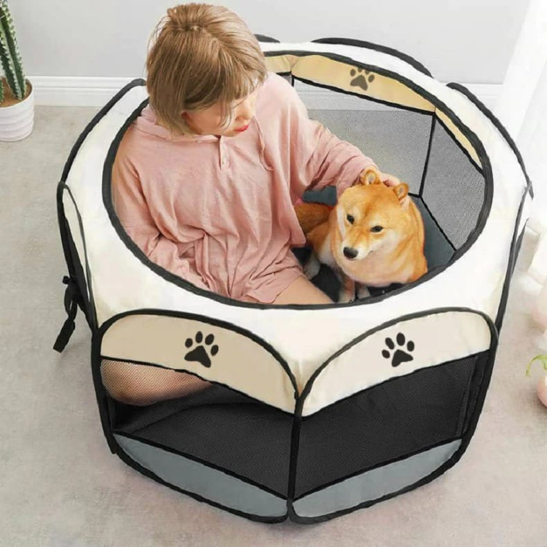 Puppy Playpen Dog Pen