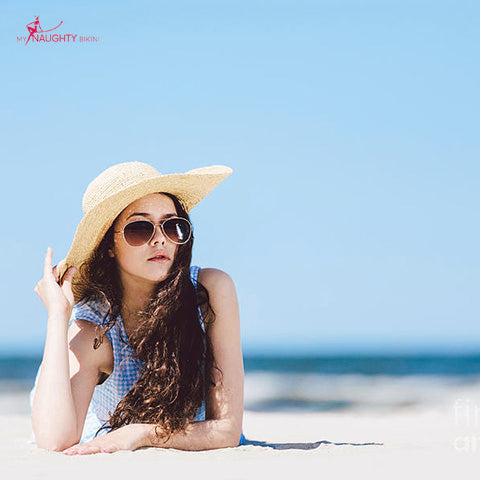 List out top 5 beach hats for women 5