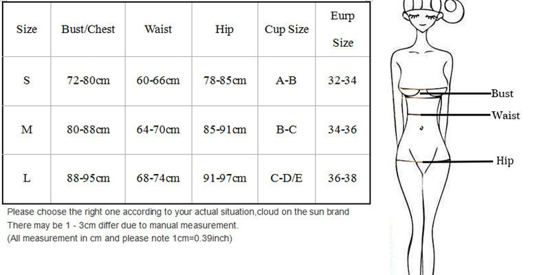 Sexy Leopard Bikini Bathing Suits For Women Invisible Bikini Two Piece Swimwuit For Summer
