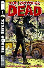 IMAGE FIRSTS WALKING DEAD #1