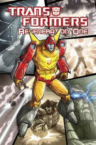 TRANSFORMERS REGENERATION ONE VOL 04 TP