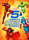 5 MINUTE AVENGERS STORIES HC