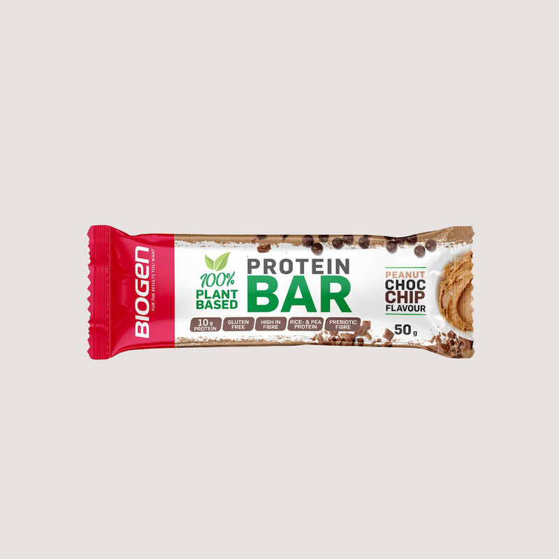 Plant Based Protein Bar