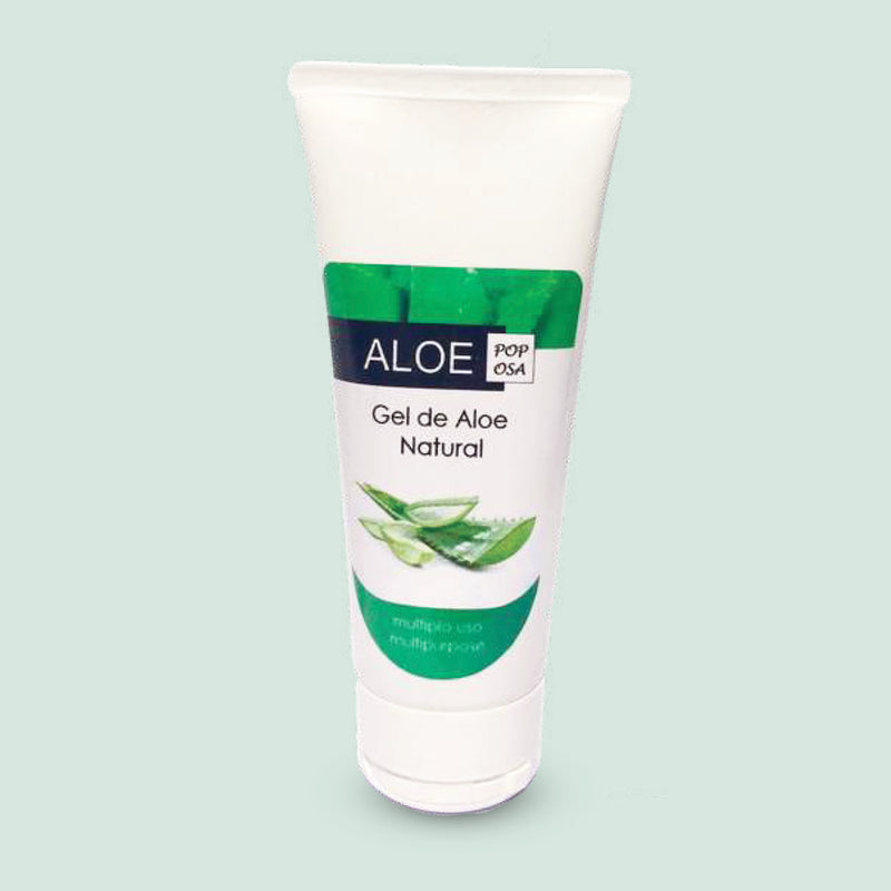 Gel natural de aloé multiúsos