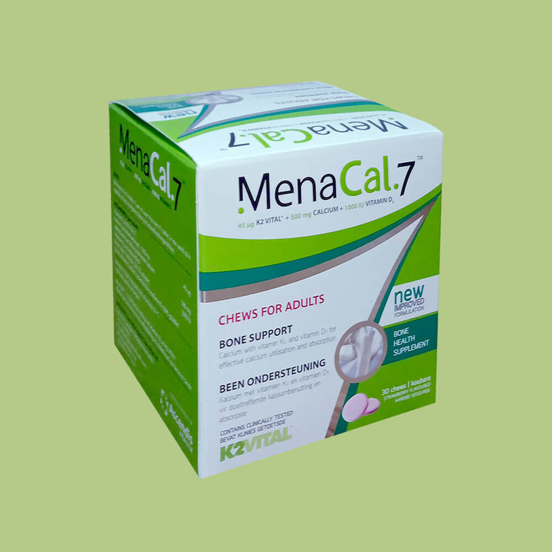 MenaCal 7 Chew Adults
