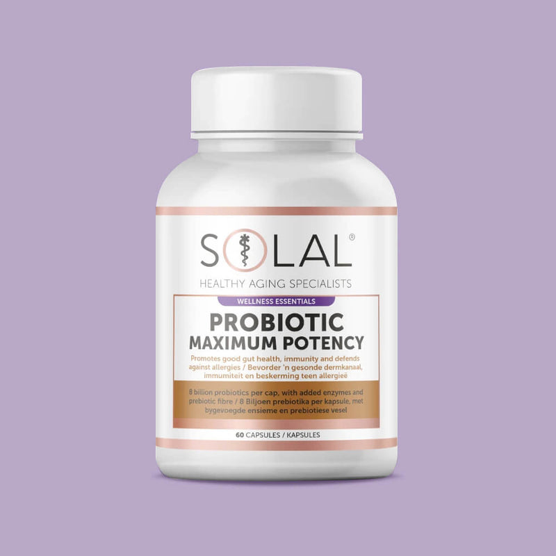 Probiotic Maximum Potency