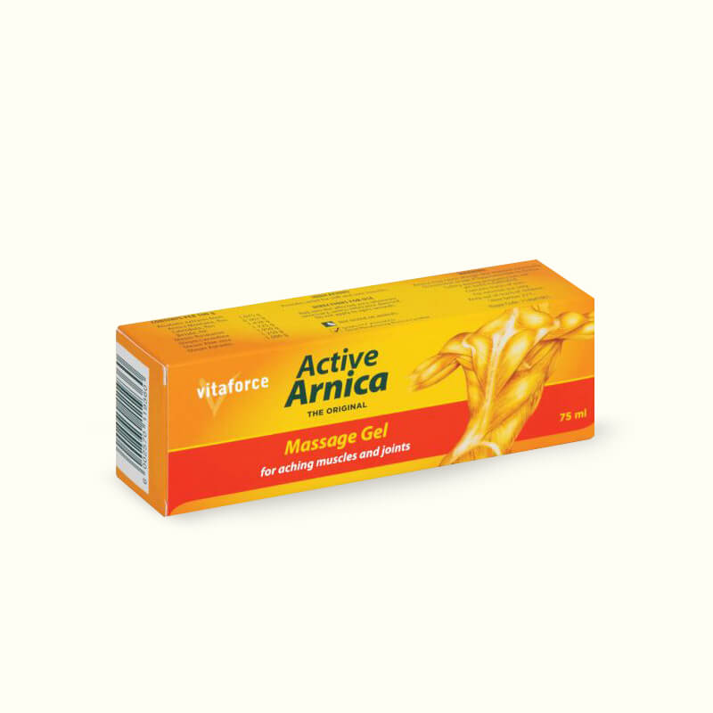 Active Arnica - Gel de Massagem 75ML