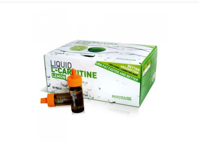 Liquid L-Carnitine Lemon 20 vials