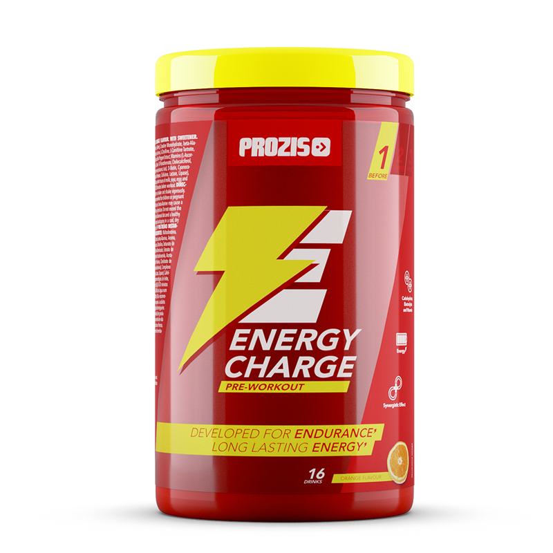 Energy Charge - Pre Workout - 800g