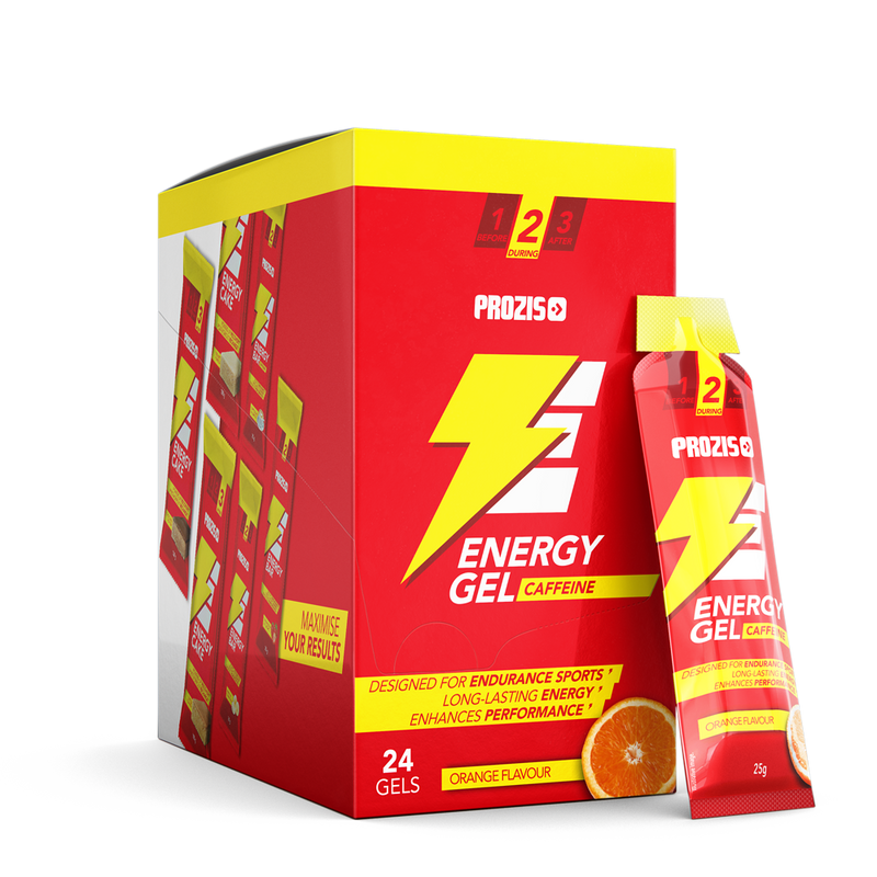 Energy Gel + Caffeine - 25g