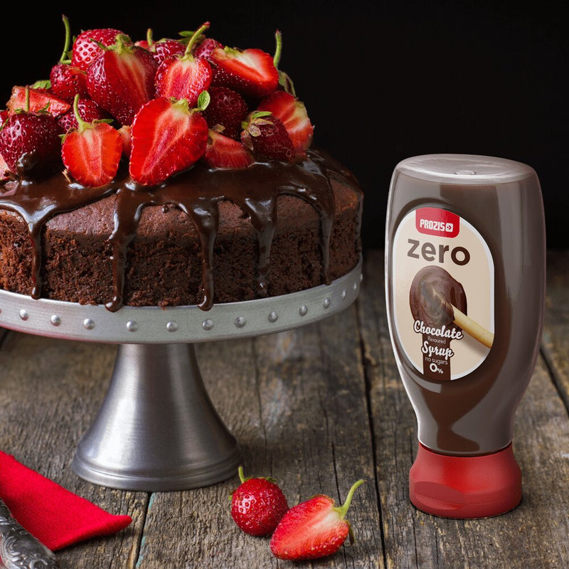 Zero Chocolate Syrup 290 g